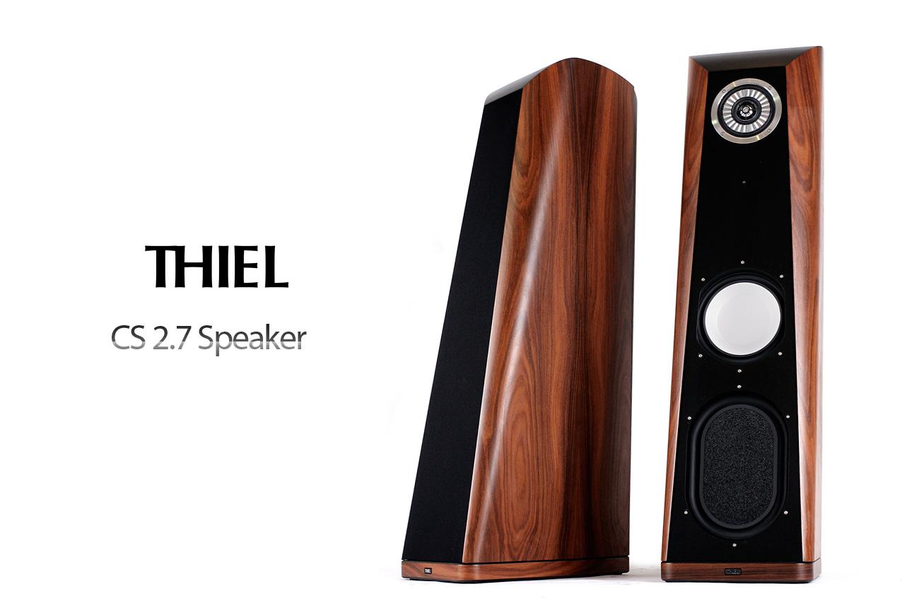THIEL - CS 2.7  Made in USA